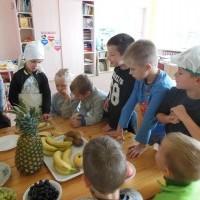 Daržovių ir vaisių iššūkis