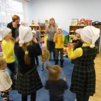 Svečiai – Vyturio progimnazijos mokiniai